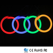 Mini 12v SMD3528 led rope light led neon flex with high waterproof IP68