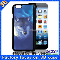 2016 new product 3d lenticular case for huawei p8 lite