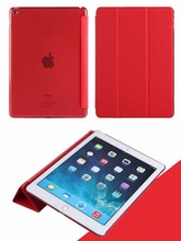 360 Degree Rotating PU Leather Case Cover Stand For iPad air