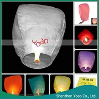 Chinese Sky Lantern/Kongming Paper Sky Lantern/Fire Balloon