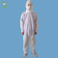 Disposable Protective Body Suits Clothing