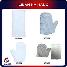 Chinese wholesale manufacture nonwoven disposable moisturizing glove