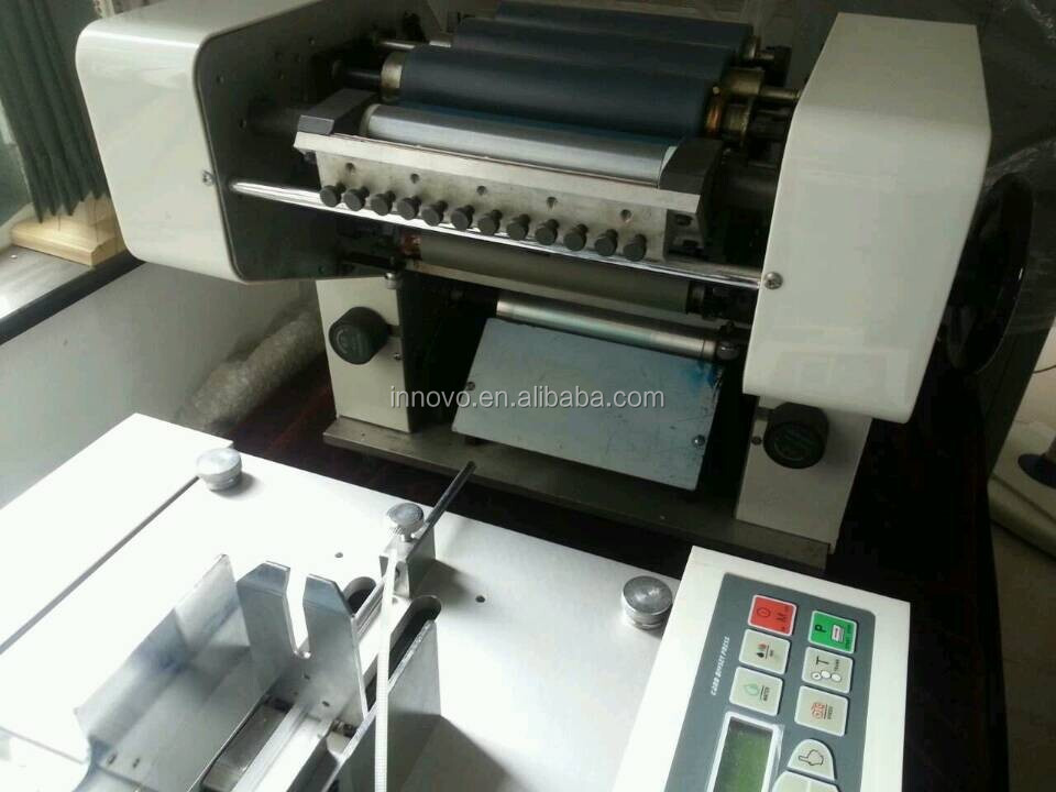 ZX 600FST Color Business Card Printing machine View Color