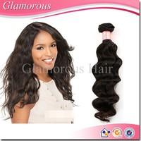 No Shedding No Mix No Tangle Malaysian Natural Wave Virgin Hair