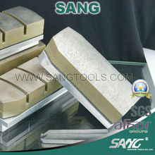 Grante Polishing Bricks from China Manufacturer