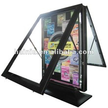 Double sided Light posters frame