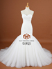 Main Products SHMY-W0050 Real Pictures Tulle Sweetheart Neckline Ruffled Mermaid Wedding Dress 2015