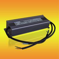100W 0-10V spotlights led driver 12v dimmable transformer