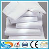 Wholesale Custom printed white 100% cotton fabric for bed sheets in roll
