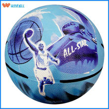 All size synthetic artificial leather basketball