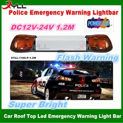 safety signal light strobe flash led beacon light bar emergency police ambulance vehicle led light bar