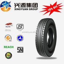 315/80r22.5 385 65 22.5 Annaite tire dealers with Smark, E4, Labels