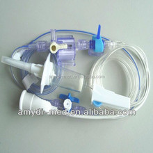 Disposable BD IBP invasive blood pressure transducer of single channel with CE/ISO