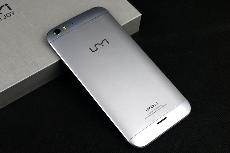 Umi origine Android 5.1 téléphone portable UMI fer MTK6753 16 GB 1920 x 1080 13.0MP téléphone débloqué