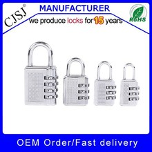 2014 Professional Design New Arrival Luggage Digital Lock