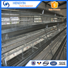 Best selling Trade Assurance Galvanized 3 layers A type folding chicken cage in Nigeria