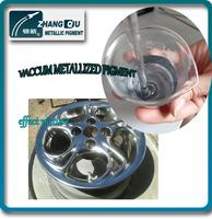 Sparkle Chrome effect pigment for CAR wheel paint ZQ-11523