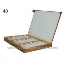Jewelry glass top display case