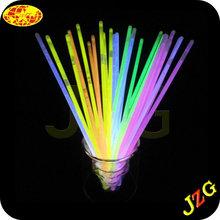 "2014 wholesale glow sticks promotional novelties 8"" chemical glow stick glow lights"