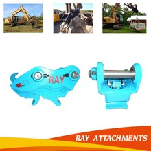 Hydraulic quick attach 3 point hitch for 10-20 tons excavator From China