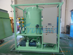 Double Stage Low Temperature Vacuum Transformer Oil Purifier, Oil Dehydration System