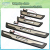 Stainless steel LED door sill palte for 2013Hyundai IX45