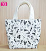 Custom canvas tote bag wholesale