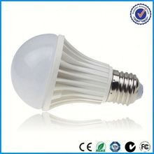Newest 2 years warranty high quality led bulb e27 3 to 9w led bulbs latest