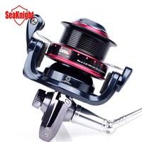 Seaknight Real 7+1BB long casting Big Metal Spool lure fishing Spinning reel