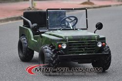 mini jeep willys 110cc /150cc mini jeep for adults