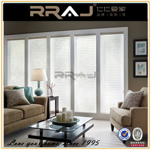 Adjust a View Colored Window Blinds for Sliding Glass Doors
