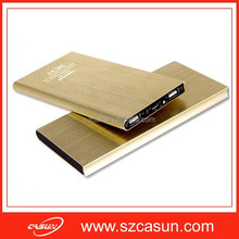 2015 Hot Selling High Quality Slim Portable Phone Charger / 10000mah portable charger