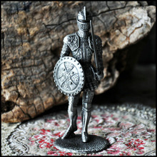 Medieval Soldier, knight statue, medieval decor