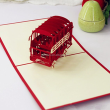 2015 Manufacturers selling fashion beautiful 3D CARDS, can be custom greeting card design