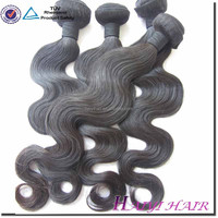 """20"""" Hot selling Discount price virgin Peruvian jerry curl Hair Weave"""