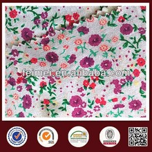 new fashion rayon velvet fabric in China knit manufacture