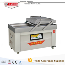 HX Machine high quality dz-400/2sb double chambers 2012 new design vacuum food sealer
