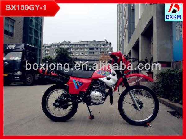 New Gas Powered điện dirt bike 200cc để bán nóng