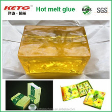Hot Melt Glue/ Hot Melt Adhesive For Box Assembler