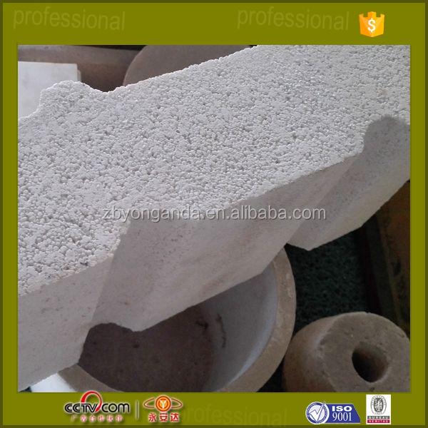 De alta temperatura mulita isolante tijolo refrat ria em for Isolamento termico alta temperatura