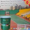 outdoor basketball flooring polyurethane coating