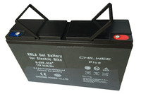 Large Power VRLA Gel battery for electric scooters, 12V 32Ah