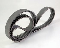 PU Double sided timing belt, double tooth timing belt, pu endless timing belt