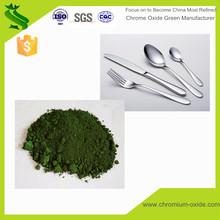Stainless steel polishing paste chrome oxide polishing powder mirror finish