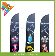 Very Hot Sale outdoor flag feather flag sail sign flags Wind Banner Falgs