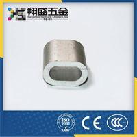 22mm Din3093 Oval Aluminum Ferrules