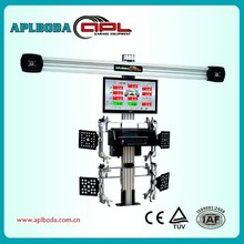Factory originated Computerized four wheel alignment equipment for 4S Shop/Garage House/Tyre Shop