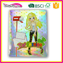 New Product beauty paper recycled 2-pocket portfolio