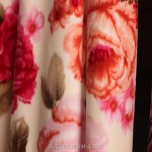 100 polyester anime flannel fleece blankets knitting monkey pattern for sale