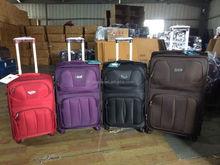 2015 Sunrise Artist Nylon Luggage Trolley Bags, Latest Design Trolley Luggage, China Supplier Luggage Trolley